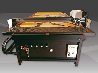 Industrial Fabric Cutting Table Image - Autometrix, Inc.
