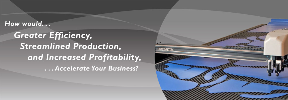 Cutting Table Photo - Autometrix, Inc.