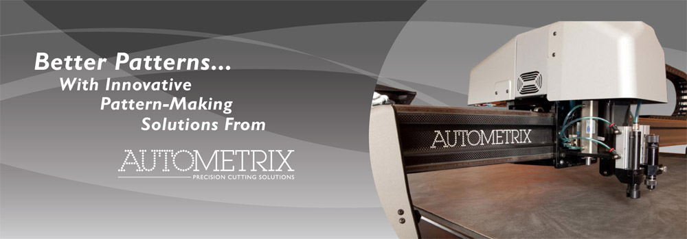 Fabric Cutting Machine Image - Autometrix, Inc.