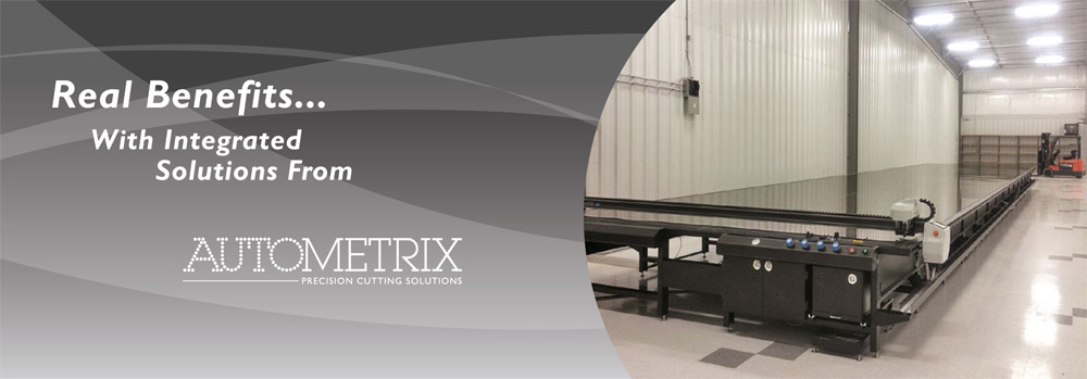 Industrial Fabric Cutting Table Photo - Autometrix, Inc.