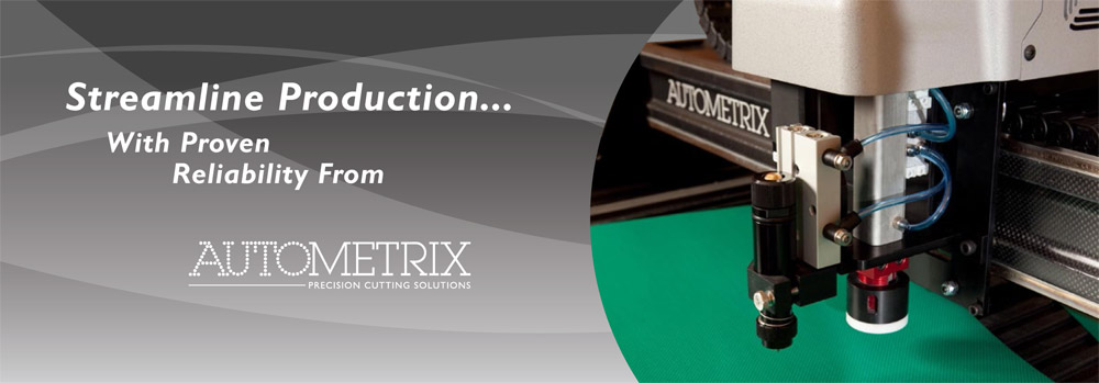 Automatic Fabric Cutting Machine Image - Autometrix, Inc.