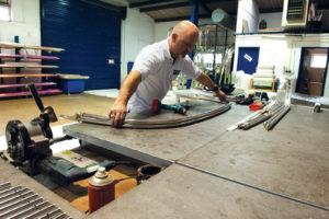 Frame Fabricator at Tescew Ltd.