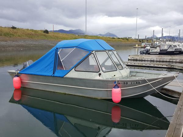 Custom Boat Enclosure - Nomar