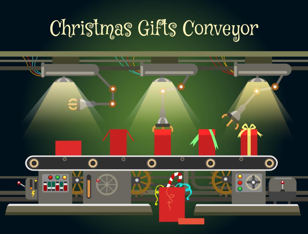 Christmas Conveyor