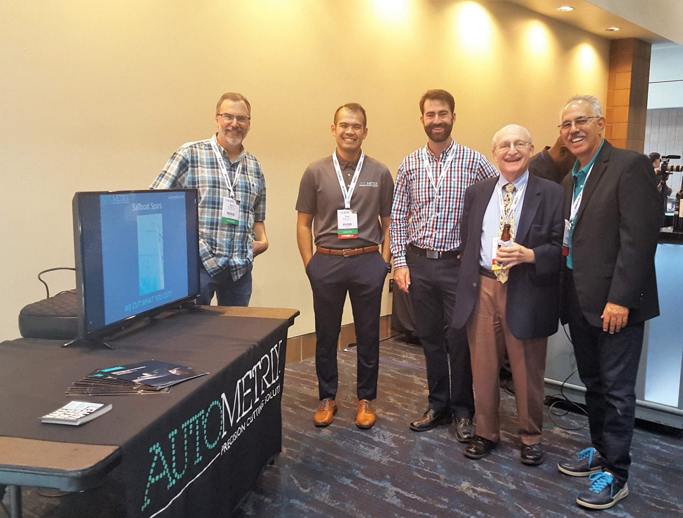 Autometrix-Midwest Fabric Association Conference