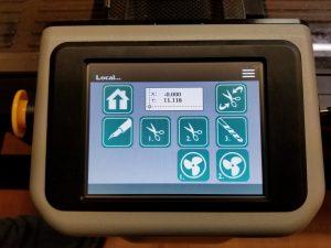 Autometrix SMARTScreen Main Menu