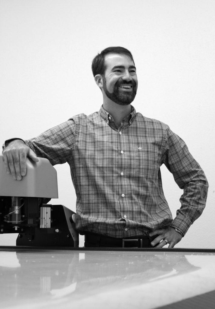 Jonathan Plamer, CEO Autometrix