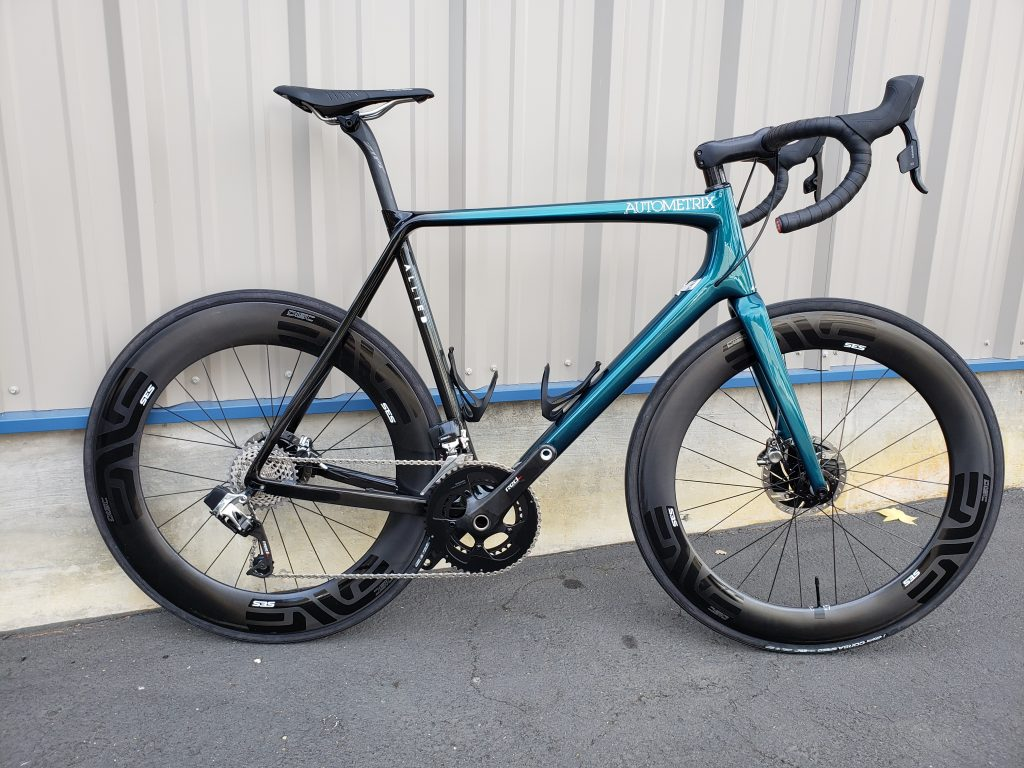 Autometrix Bike by Allied Cycle Works
