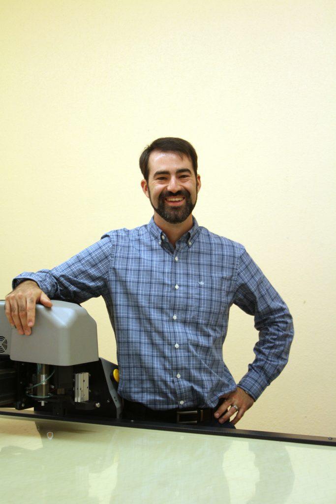 Jonathan Palmer, CEO Autometrix